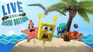 Spongebob Squarepants: Live From Bikini Bottom (Gameplay)