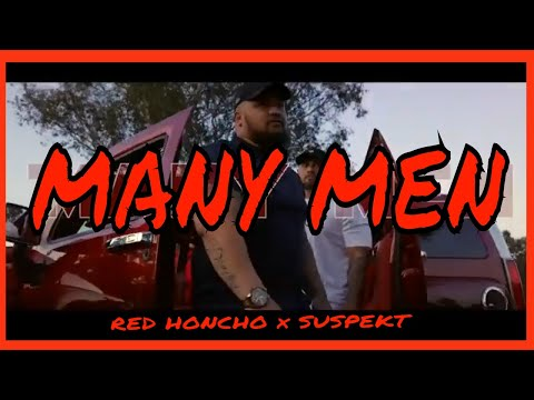 RED Honcho X Suspekt27 - MANY MEN (Pro.KARNBEATZ)