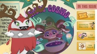 Animal Jam: Playing Meet Cosmo, kinda