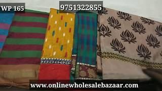 Desi look cotton saree collection   Episode - 53