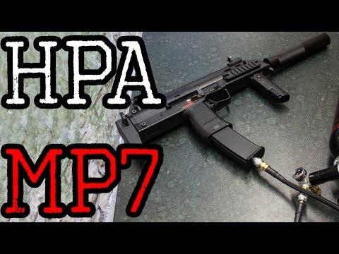 Современное стрелковое оружие мира HK MP7 PDW