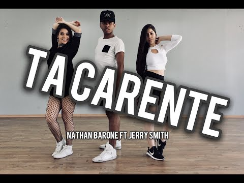 Ta Carente - Nathan Barone ft. Jerry Smith / Coreografia Vinii
