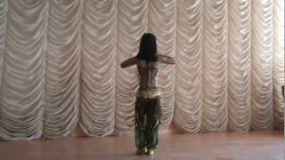 восточный танец Анель