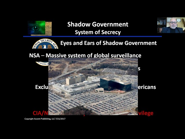 Shadow Government Short Part 4