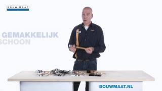 In deze video wordt het complete Bouwmaat assortiment Anza kwasten ...
