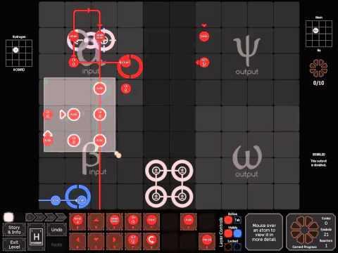 SpaceChem Walkthrough Sikutar - Unknown Sender |