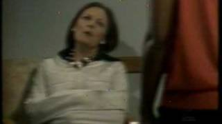 GENERAL HOSPITAL Jane Elliot in straitjacket