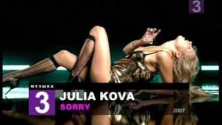 Julia Kova - Sorry (sexy hot blonde) - changview.com more videos