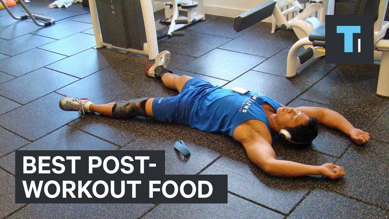 Illa Post Workout: Best Post-workout Food