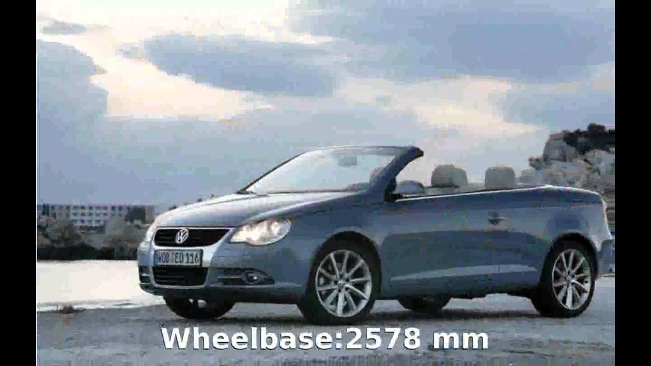2010 volkswagen eos komfort review details