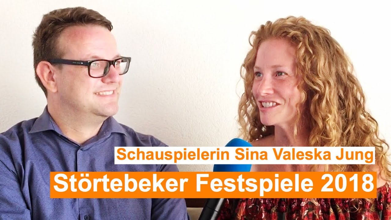 Störtebeker Festspiele 2018 Interview Mit Sina Valeska Jung Selma