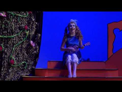 The one Feather Tail of Miss Gertrude McFuzz - Seussical