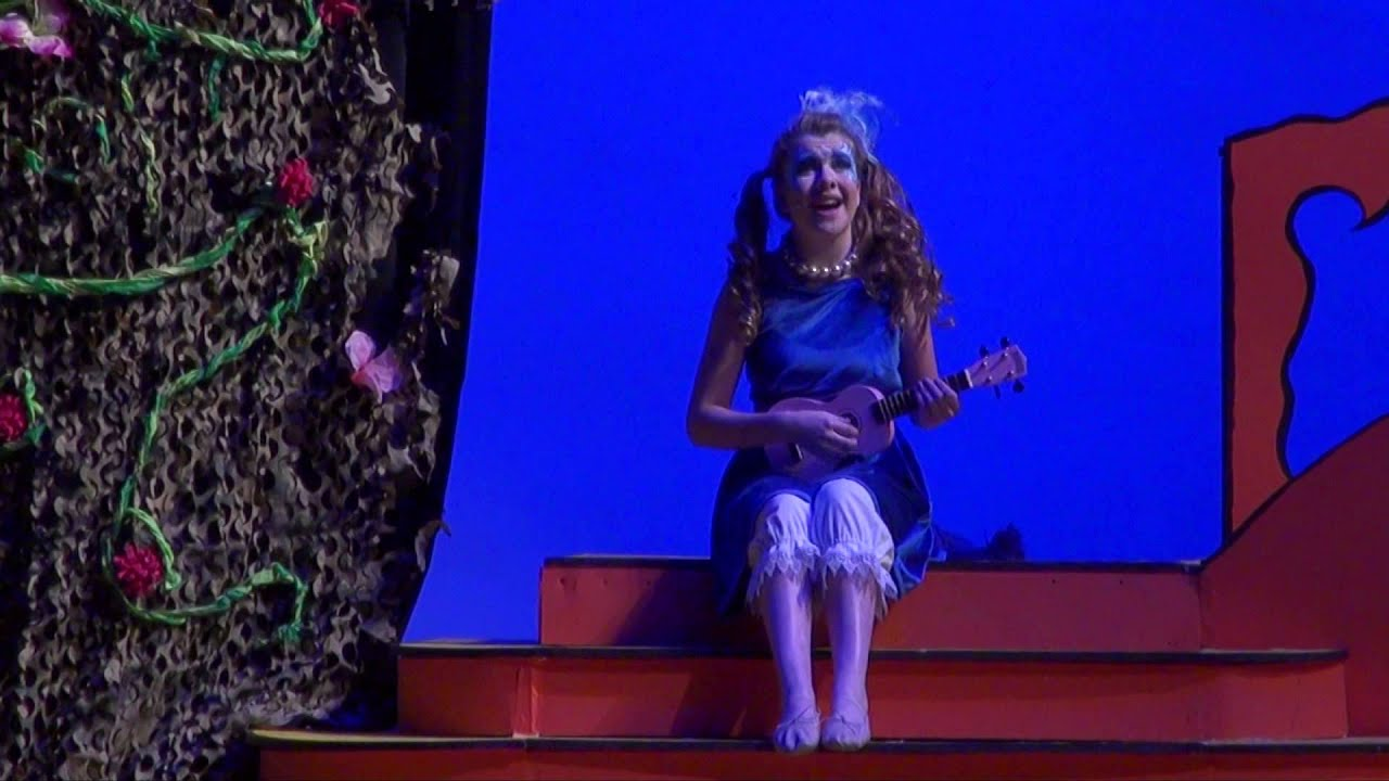 100 Pictures of Gertrude Seussical