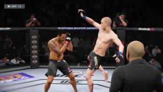 EA SPORTS™ UFC® 2_Very high level striking tips