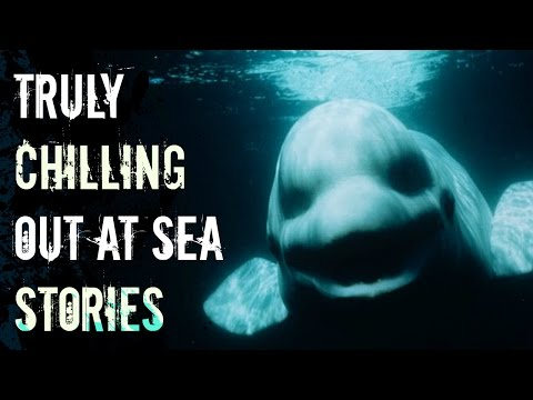 10 Creepy TRUE Stories from Out at Sea | Feat. Corpse Husband