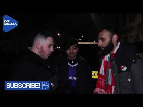 CHELSEA 0-0 ARSENAL   'AVERAGE GAME FOR AN AVERAGE COMPETITION' Says Moh (Arsenalfantv)