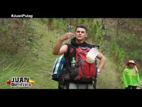 Mount Pulag (Part I) Juan Direction TV5 (Ep. 23)