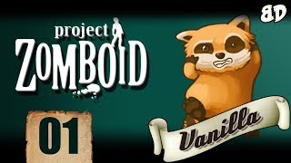 Project Zomboid Ep01: Robert Martin
