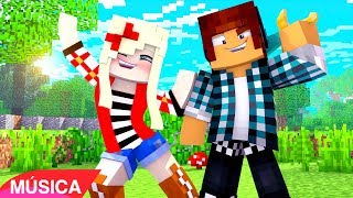 Minecraft Música ♫ - SIM, EU VOU !! | Minecraft Song ♪ Feat. Brancoala (Minecraft Animation)