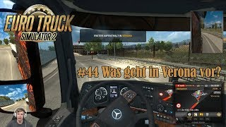 Zu Besuch in Verona // Euro Truck Simulator 2 (S02E44)