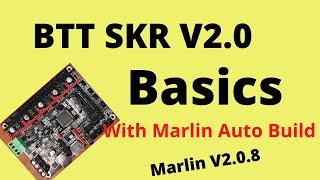 BTT SKR2 - Basics