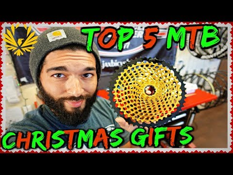 Top 5 Xmas Gifts For Mountain Bikers | Top Gifts for MTB Riders | Top 5 Christmas Presents For MTB
