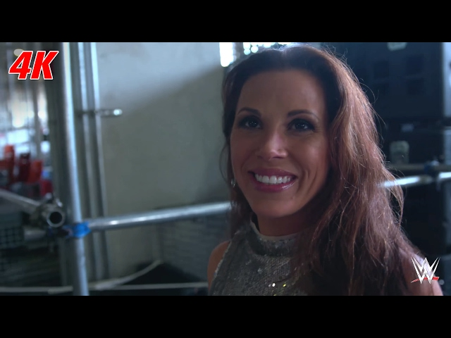 Mickie James makes the impossible possible at WrestleMania: WrestleMania 4K Exclusive, April 2, 2017