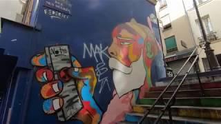 A bit of Random Exploring around Paris on my most recent visit | Europe Travel Vlog