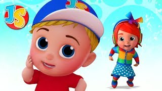 Kids Nursery Rhymes Collection | Kindergarten Songs For Children | Rhyme Compilation By Junior Squad