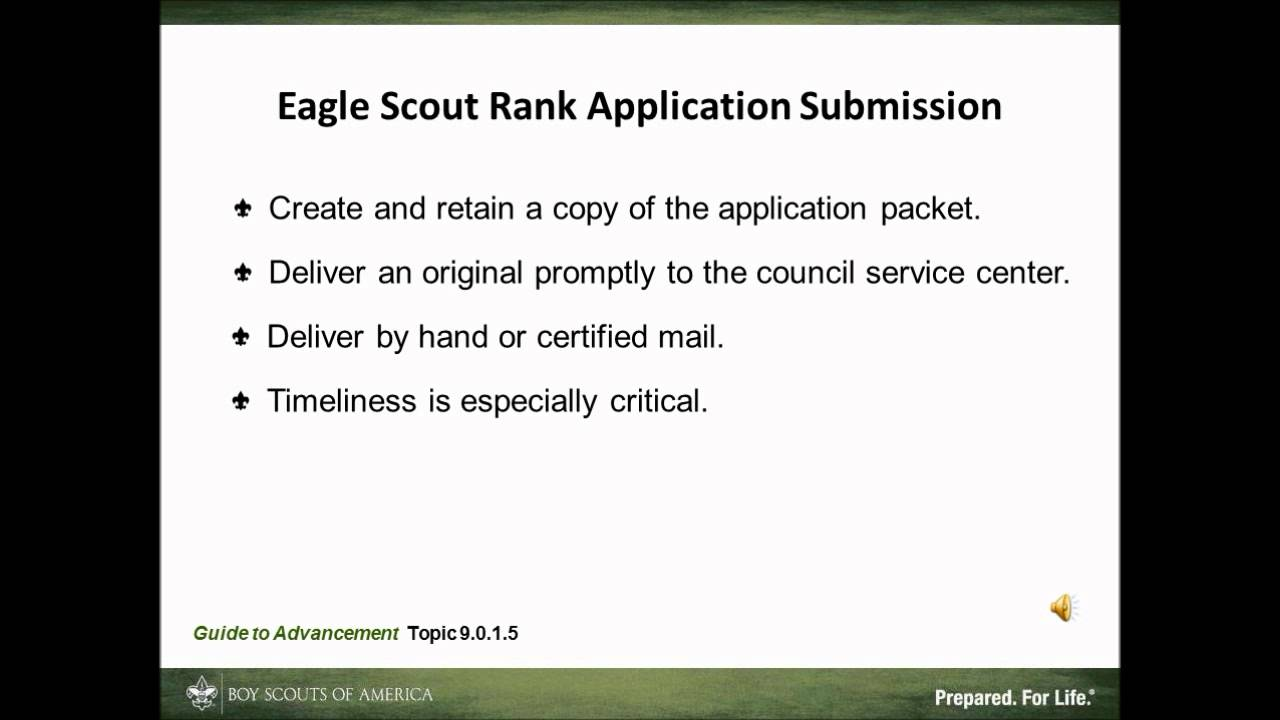 Workbooks eagle scout service project workbook : The Eagle Scout Application Process 8 min) - YouTube