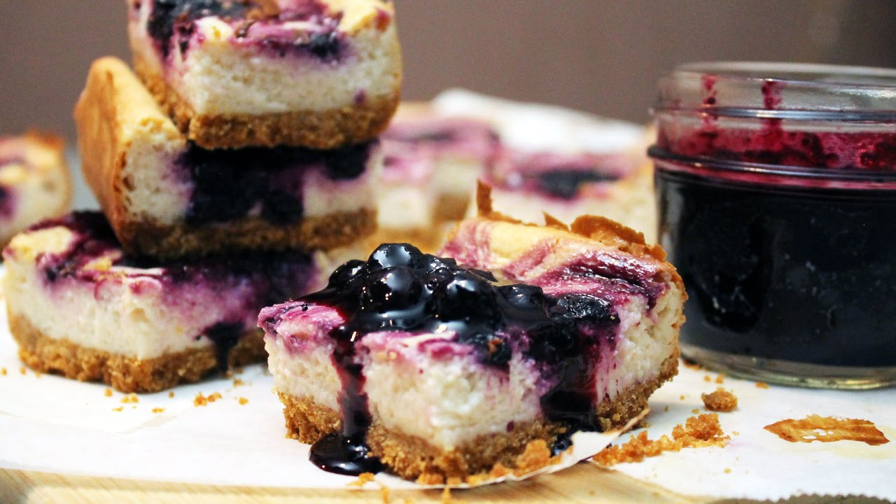HOW TO MAKE VEGAN CHEESECAKE [WITH BLUEBERRY] | Recipe by Mary's Test Kitchen