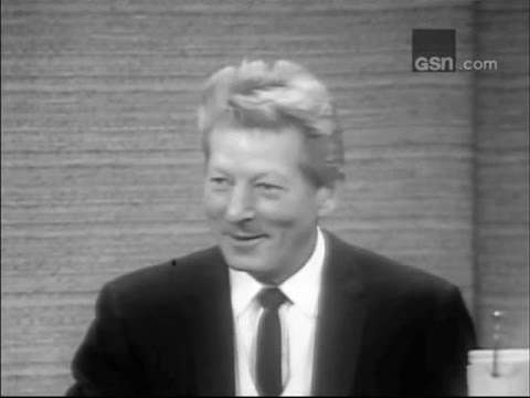 What's My Line? - Danny Kaye; Abraham Ribicoff; PANEL: Martin Gabel, Sue Oakland (Oct 2, 1966)