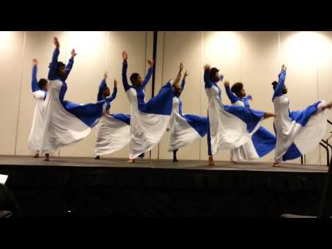 Rain On Us Earnest Pugh (Praise Dance)