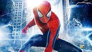 Фильм  Удивительный Человек-паук 2 (Кат-сцены из игры)