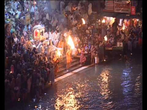 Ganga Maiya Ho Pawan Ganga Maiya By Anuradha Paudwal [Full Song] I Ganga Maa