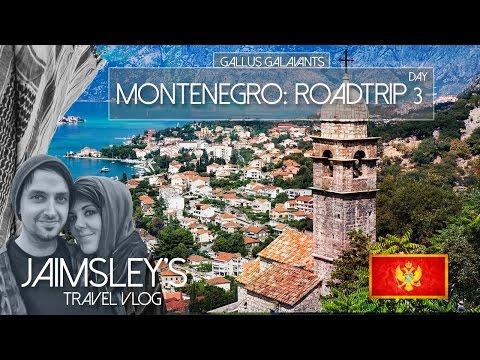 Croatia: Day 3 : Roadtrip to Budva Montenegro via Dubrovnik