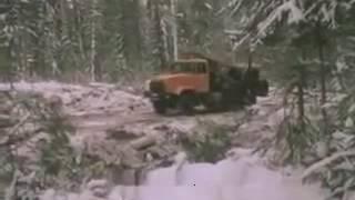 Автомобили КрАЗ 1989
