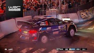 WRC - Rally Guanajuato México 2017: CDMX Street Stage/ Ott Tänak