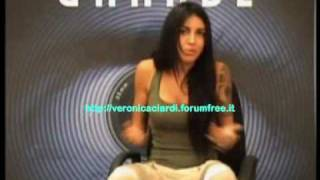 Intervista esclusiva a Veronica Ciardi - sito GF