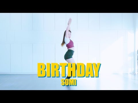 SOMI(전소미) - BIRTHDAY Dance Cover / Cover by SEUNGHEE (Mirror Mode)