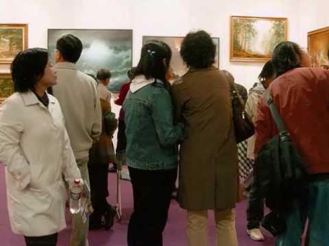 """""""Shanghai Art Fair"""" (China). Slide show"""