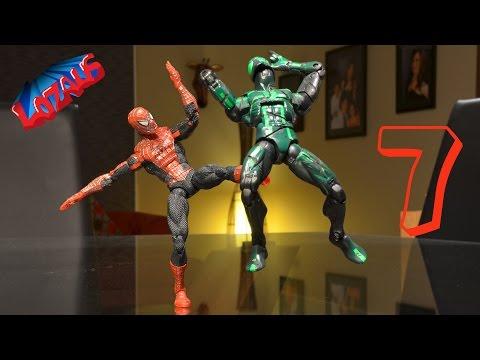SPIDERMAN Stop Motion