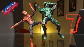 SPIDERMAN Stop Motion Action Video Part 7