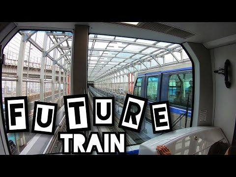 Tokyo Day-3 | Ride in Futuristic Train | Statue of Liberty in Tokyo?