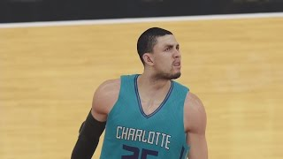 NBA 2K15 PS4 My Team - Rivers Windmills!