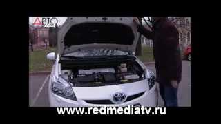 Наши Тесты Toyota Prius