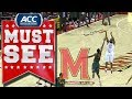 Maryland's Dez Wells Hits Game-Winning Sho...