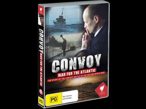 Convoy Across The Alantic WW2 DVD Trailer