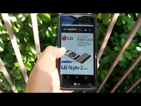 how to connect lg stylo to tv