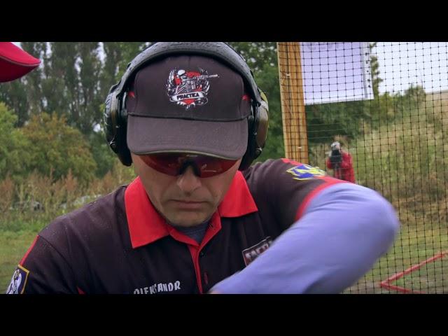 Матч (2 день) Чемпіонату України з практичної стрільби з рушниці.